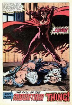 Extrait de Avengers Vol. 1 (Marvel Comics - 1963) -186- Nights of Wundagore!