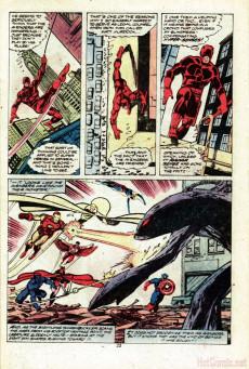 Extrait de Avengers (The) Vol. 1 (Marvel comics - 1963) -190- Heart of Stone
