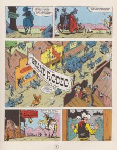 Extrait de Lucky Luke -2b1968- Rodéo