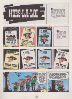 Extrait de Lucky Luke -6c1969'- Hors-la-loi