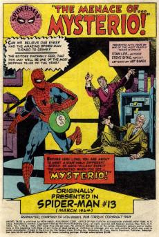 Extrait de Marvel Tales Vol.2 (Marvel comics - 1966) -8- Issue # 8