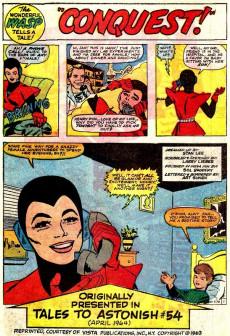 Extrait de Marvel Tales Vol.2 (Marvel comics - 1966) -9- Issue # 9