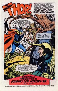 Extrait de Marvel Tales Vol.2 (Marvel comics - 1966) -10- Issue # 10