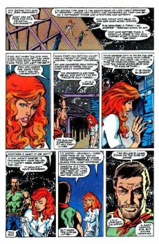 Extrait de Classic X-Men (1986) -43- The fate of the Phoenix