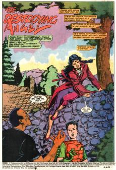 Extrait de Robin (1991) -3- The Destroying Angel
