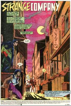 Extrait de Robin (1991) -4- Strange Company