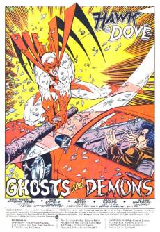 Extrait de Hawk & Dove (1988) -1- Ghosts and Demons