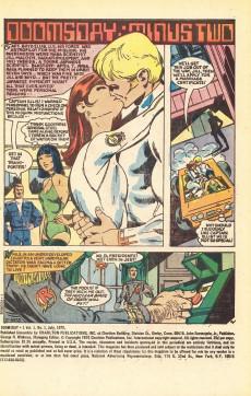 Extrait de Doomsday.1 (Charlton Comics - 1975) -1- They Live Again