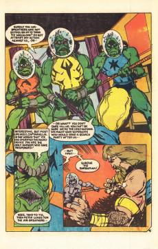 Extrait de Doomsday.1 (Charlton Comics - 1975) -4- Hidden Empire!