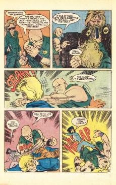 Extrait de Doomsday.1 (Charlton Comics - 1975) -5- Rule of Fear