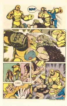 Extrait de Doomsday.1 (Charlton Comics - 1975) -6- All the Beautiful People