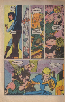 Extrait de Doomsday.1 (Charlton Comics - 1975) -12- All the Beautiful People
