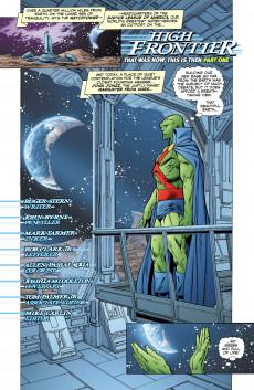 Extrait de JLA: Classified (DC comics - 2005) -50- That Was Now, This is Then, Part One: High Frontier
