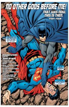 Extrait de JLA: Classified (DC comics - 2005) -53- That Was Now, This is Then, Part Four: No Other Gods Before Me!