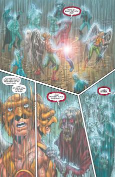 Extrait de Hawkman Vol.4 (DC comics - 2002) -26- Rest