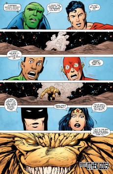 Extrait de JLA: Classified (DC comics - 2005) -52- That Was Now, This is Then, Part Three: Revelations