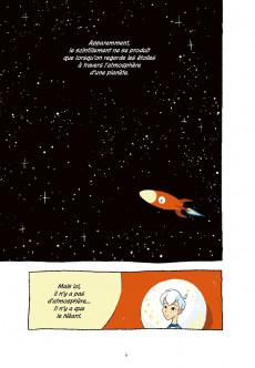 Extrait de Space Boy -1- Tome 1