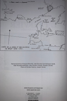 Extrait de L'Épervier (Pellerin) -1a2007- Le Trépassé de Kermellec