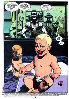 Extrait de Showcase '94 (DC comics - 1994) -1- Issue # 1