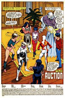 Extrait de Alpha Flight (Marvel comics - 1983) -42- Auction