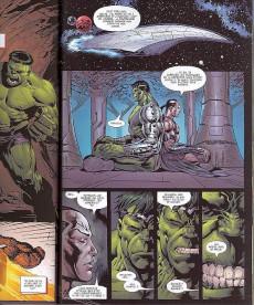 Extrait de Hulk (World War Hulk) -1- Le destructeur