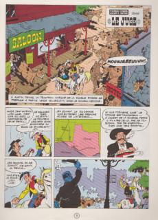 Extrait de Lucky Luke -13b1969'- Le Juge