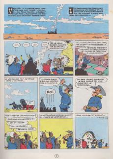 Extrait de Lucky Luke -14a1969'- Ruée sur l'Oklahoma