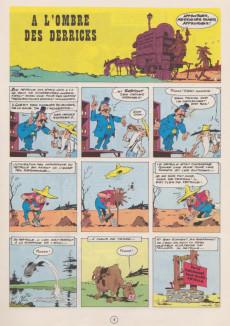 Extrait de Lucky Luke -18b1968'- A l'ombre des derricks