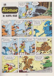 Extrait de Lucky Luke -19b1969a- Les rivaux de Painful Gulch