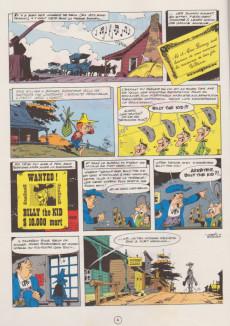 Extrait de Lucky Luke -20a1969'- Billy the Kid