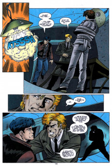 Extrait de Green Lantern/Sentinel: Heart of Darkness (1998) -2- Like Father, Like Son