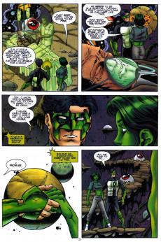 Extrait de Green Lantern/Sentinel: Heart of Darkness (1998) -3- Father's Day