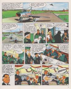 Extrait de Tanguy et Laverdure -4b1972- Escadrille des Cigognes