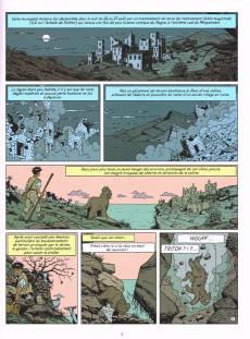 Extrait de Blake et Mortimer (Les Aventures de) -19b2018- La Malédiction des trente deniers - Tome 1