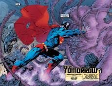Extrait de Superman Vol.2 (DC comics - 1987) -205VC- For Tomorrow, Part Two