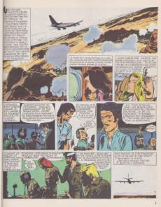 Extrait de Tanguy et Laverdure -18b1984- Un DC-8 a disparu
