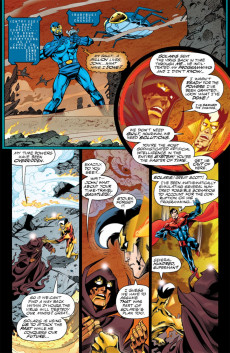 Extrait de DC One Million (DC comics - 1998) -2- The Day After Tomorrow