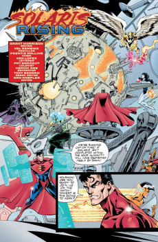 Extrait de DC One Million (DC comics - 1998) -3- Solaris Rising