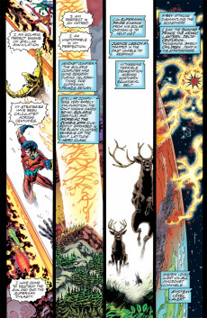 Extrait de DC One Million (DC comics - 1998) -4- Death Star