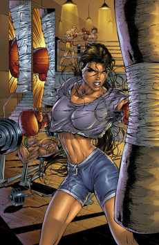 Extrait de Witchblade - Collected Editions (The) (1996) -2- Volume Two