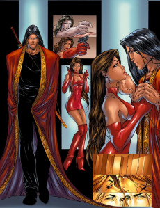 Extrait de Witchblade - Collected Editions (The) (1996) -3- Volume Three