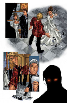 Extrait de Witchblade - Collected Editions (The) (1996) -4- Volume four