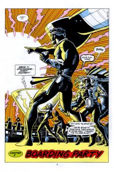 Extrait de X-Men Spotlight on Starjammers (1990) -1- Phalkon quest part1