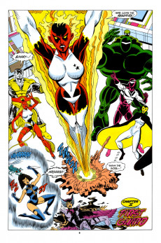 Extrait de X-Men Spotlight on Starjammers (1990) -2- Phalkon quest part2