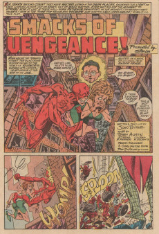 Extrait de What the..?! (Marvel comics - 1988) -6- Smacks of vengeance