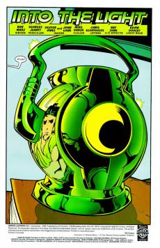 Extrait de Green Lantern 3-D (1998) -1- Into The Light