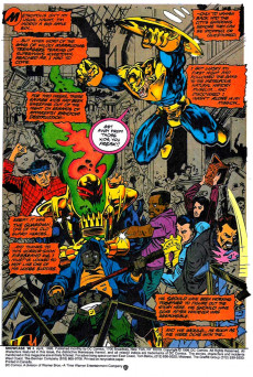 Extrait de Showcase '96 (DC Comics - 1996) -4- Issue # 4