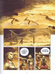 Extrait de Hariti -3- Toutes les sèves de l'aurore