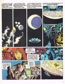 Extrait de Valérian -3c1989- Le pays sans étoiles