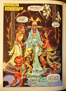 Extrait de ElfQuest (1978) -INT2- The Quest Begins